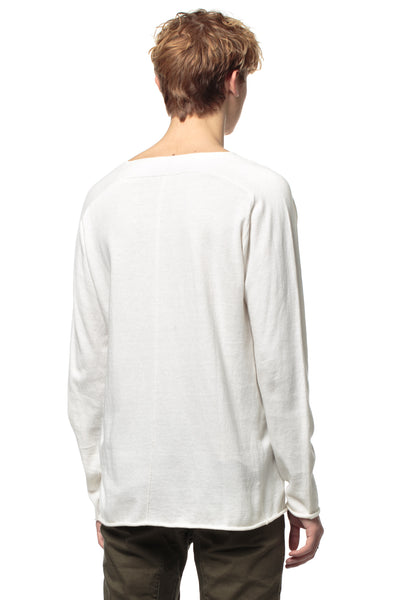 Tower Knit Off White