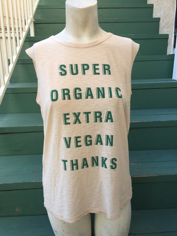 Ebell - Super Organic Extra Vegan Thanks - Tank