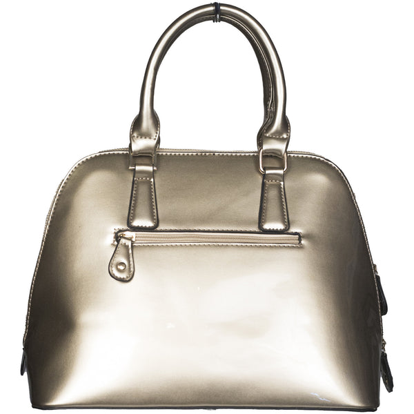 Large Vegan Patent Leather Handbag - Anonymous L.A. - 1