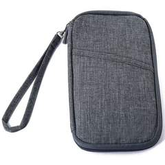 Men'S Multi-Function Travel Wallet