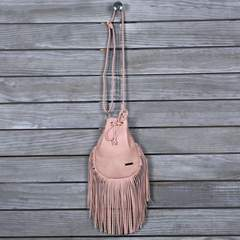 Fringed Bota Bag