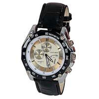 Executive Watch (Black Face)