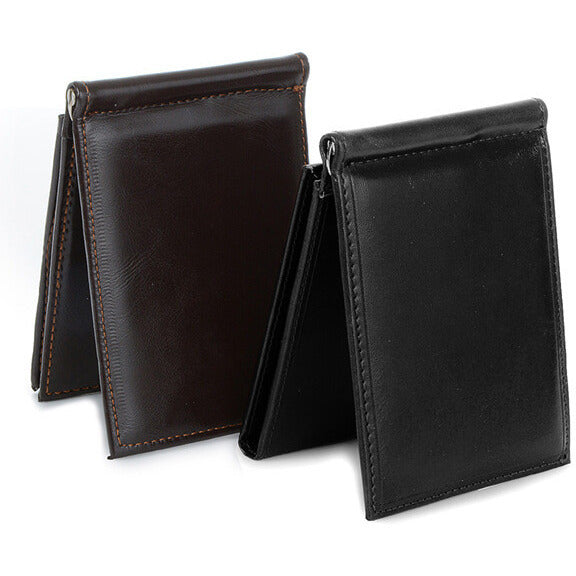 3 Fold Money Clip Wallet - Anonymous L.A. - 1