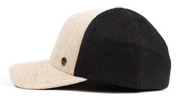 Walton Mesh Flexfit Baseball Cap W/Stash Pocket