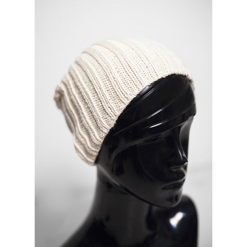 Plain Knit Fashion Cotton Hat
