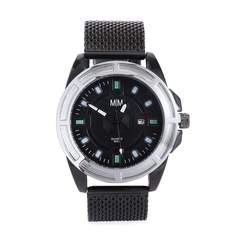 Mesh Staninless Men'S Watch