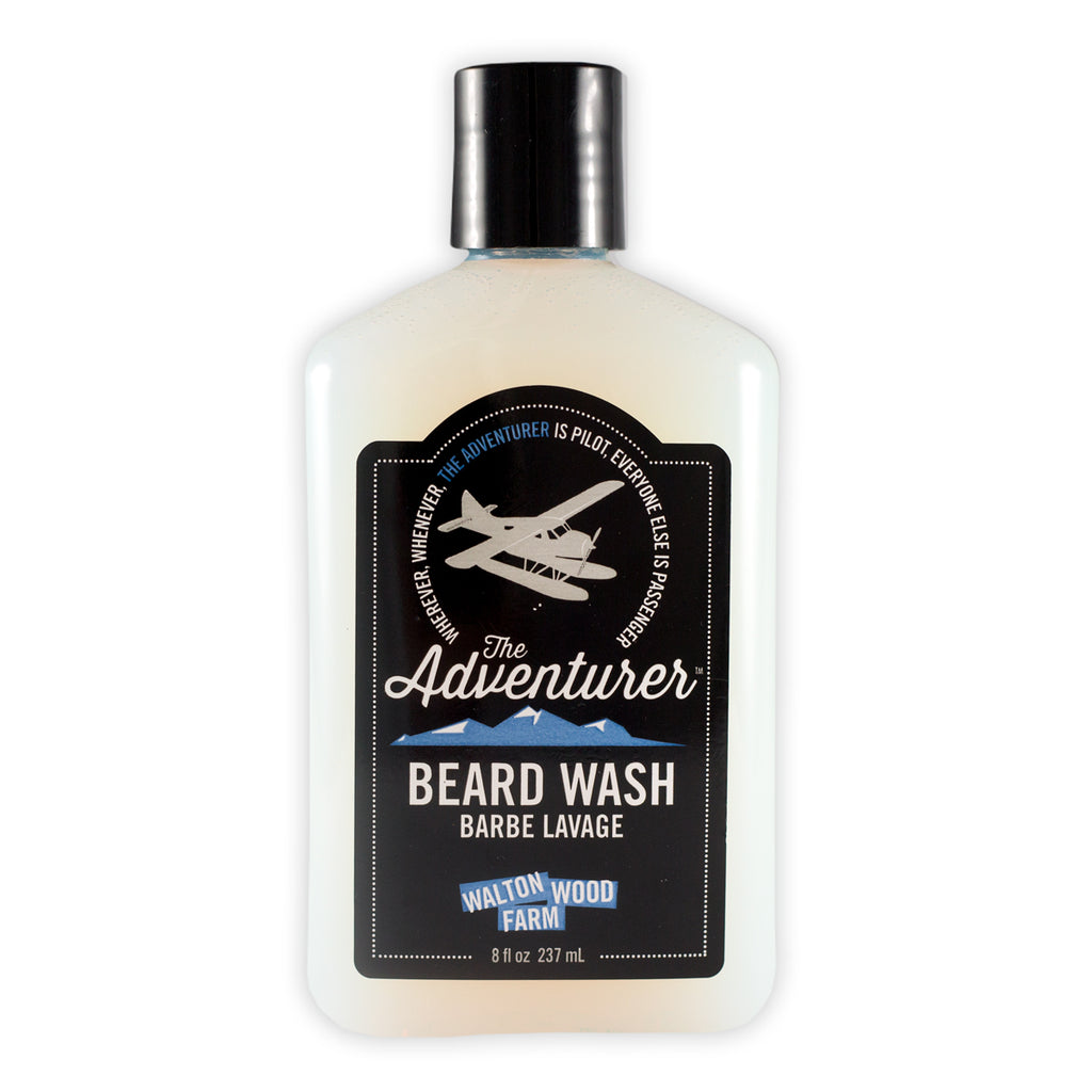 The Adventurer Beard Wash