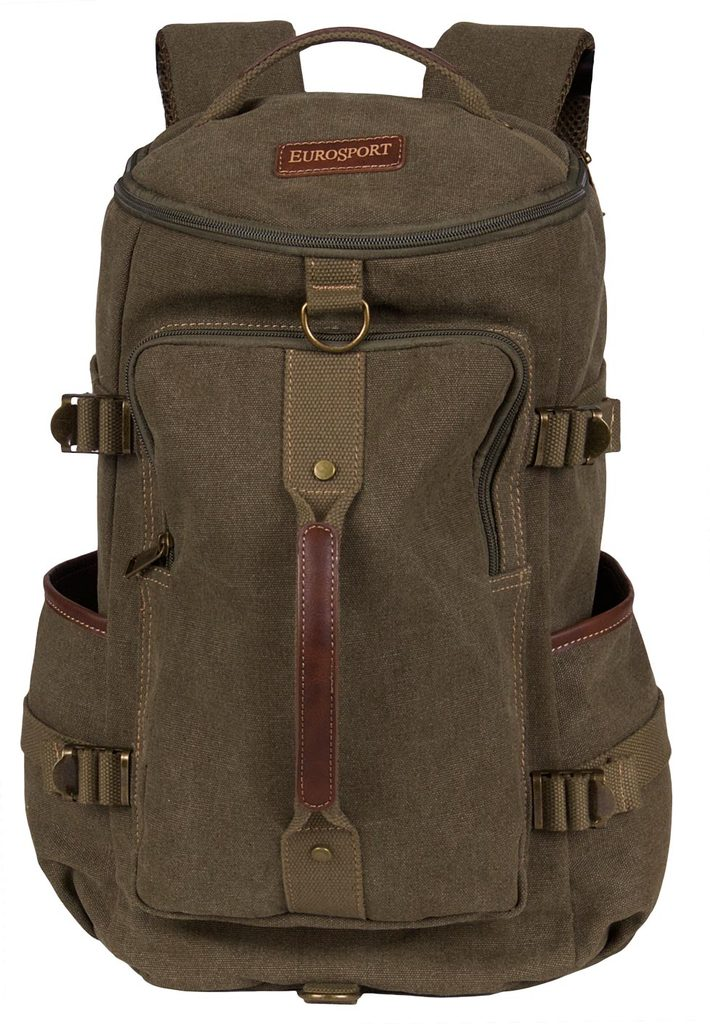 Backpack / Duffel Bag Combo - Canvas