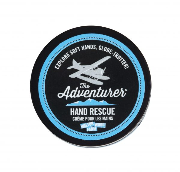 The Adventurer Hand Rescue