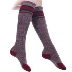 Varsity Knee High Sock Assorted Colors
