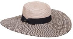 Woman's Floppy Straw Hats - One Size - Assorted Colors