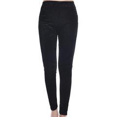 Plush Velvet Leggings assorted Colors