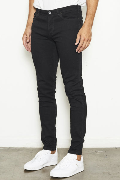THE SIGNATURE JEAN - Black - Skinny