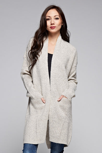 Pocket Front Cardigan
