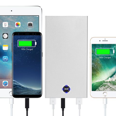 PowerSlim6C 6000mAh USB Type-C Power Bank