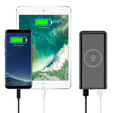 AirCharge10 Wireless Charging 10000mAh Power Bank