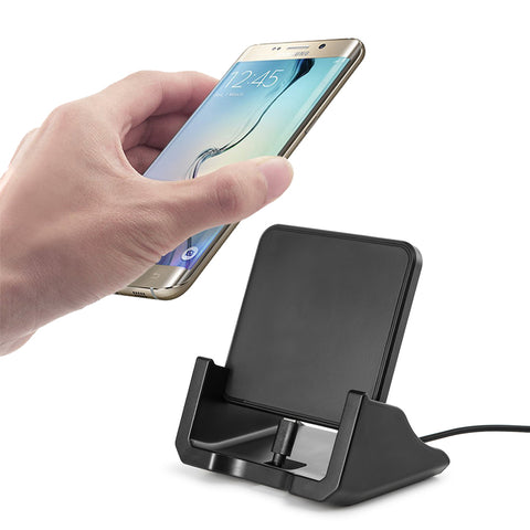 FlexCharge Wireless Charging Stand & Pad