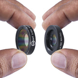 LensClip Smartphone Clip-On Lens Kit