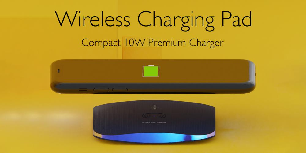 Acesori Wireless Charging Pad