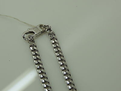 Brand New Mens Sterling Silver Chain Non-Tarnished 54g