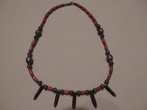 Primitive Coral Design Necklace, designed by George Alexanian