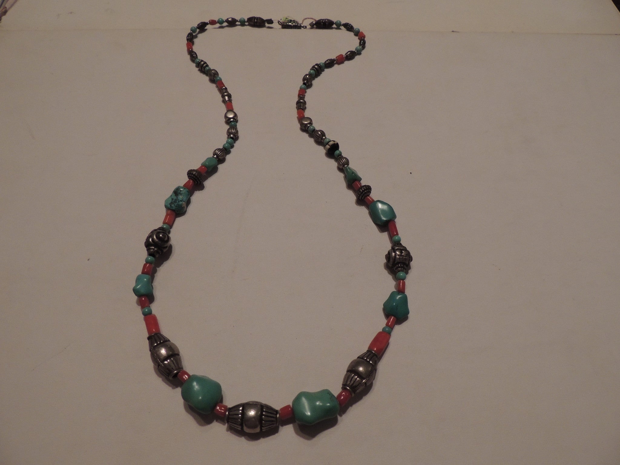Primitive Style Design Necklace, designed by George Alexanian