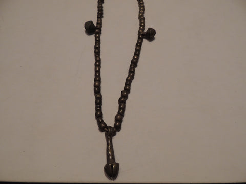 Antique Ottoma Silver Necklace