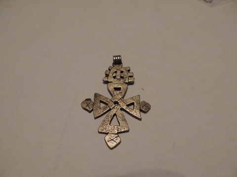 Old Ethiopian Cross