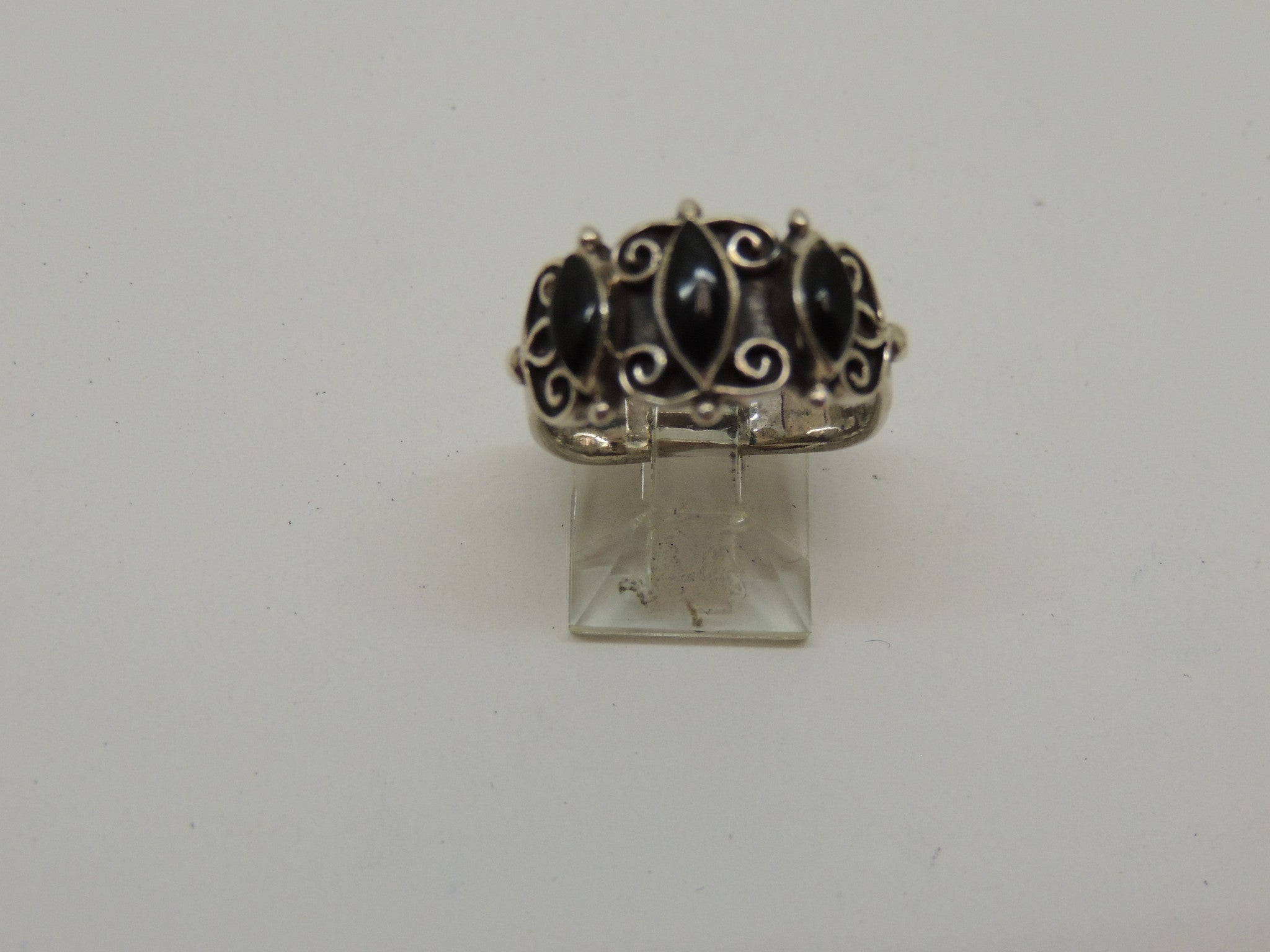Sterling Silver Lady's Ring