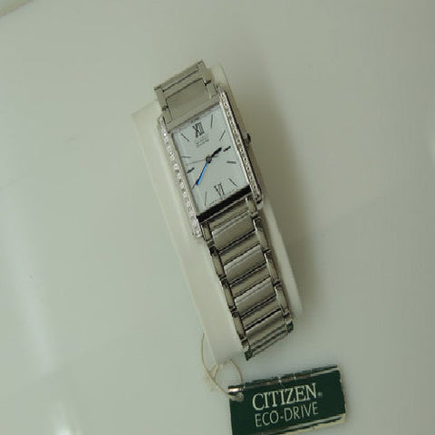 Citizen EM0192-52A Staineless Steel Womens-Watch