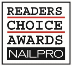 2015 NailPro Readers Choice Award Winner!
