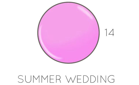 Pro Color Flash INC Polish (Summer Wedding)