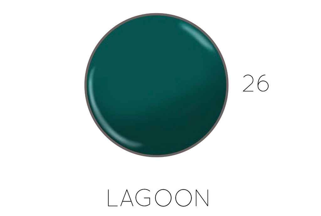 Pro Color Flash INC Polish (Lagoon)