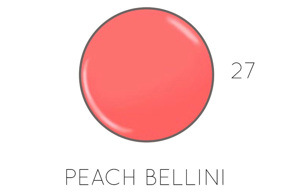 Pro Color Flash INC Polish (Peach Bellini)