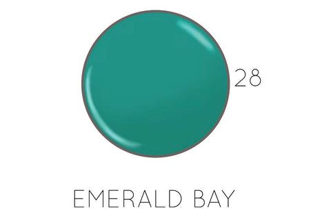 Pro Color flash INC Polish (Emerald Bay)