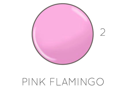 Pro Color Flash INC Polish (Pink Flamingo)