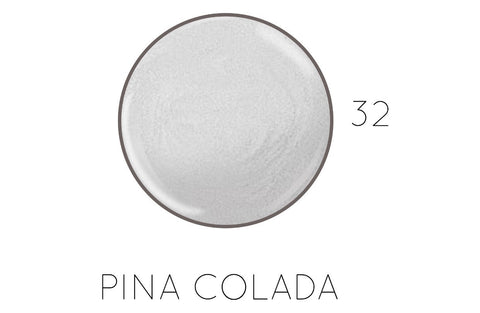Pro Color Flash INC Polish (Pina Colada)