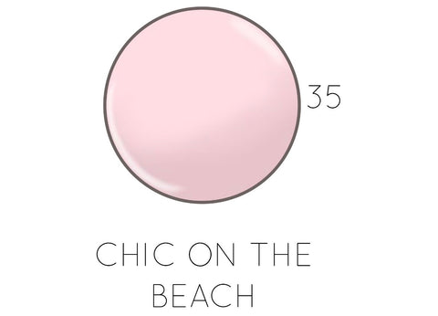 Pro Color Flash INC Polish (Chic On The Beach)