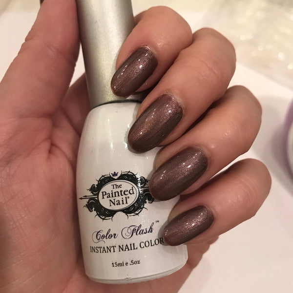 Pro Color Flash INC Polish (Amaretto Sour)