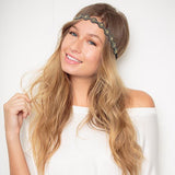 TASSEL Queens Headband