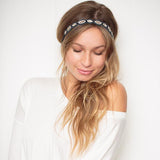 TASSEL Via Roma Headband
