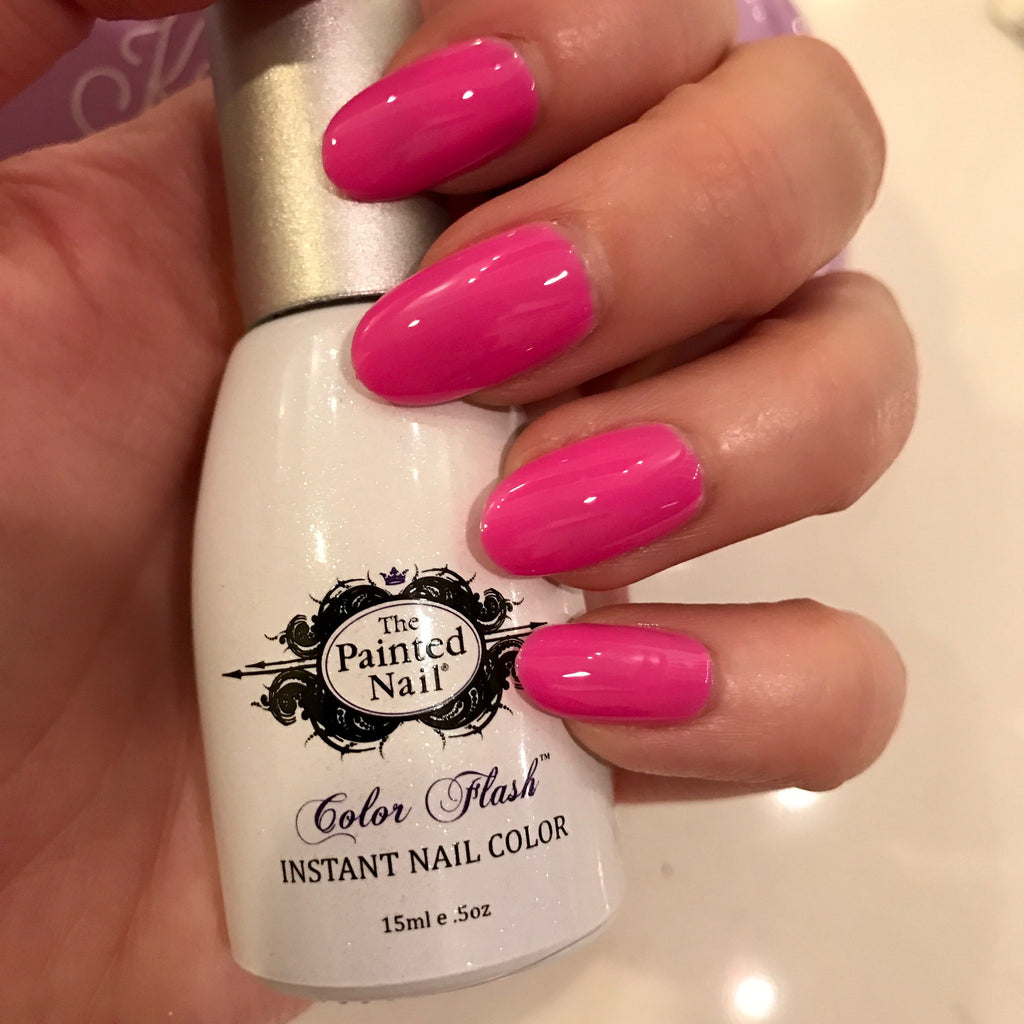 Pro Color Flash INC Polish (Watermelon Punch) – The Painted Nail