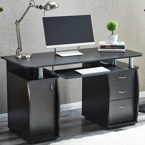 mn with modern look white drawers desk p computer sanna in cement corner storage
