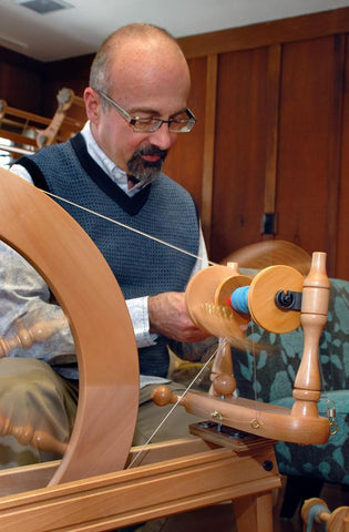 Handspinning on the Wheel Workshop