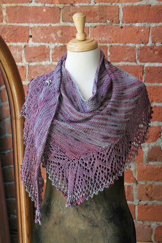 Asymmetric Shawl Kits