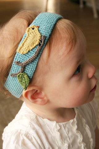 Birds and Bees Headbands