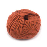 Brick Liberty Wool