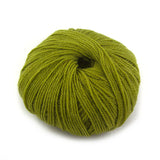 Bright Olive Liberty Wool Light