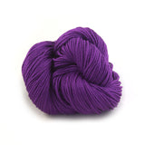 Dark Red Violet Cotton Classic