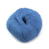Deep Cornflower Soft Linen